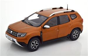 Dacia Duster MK2 2018 orange-metallic