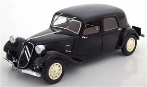 Citroen Traction 11 CV 1937 black